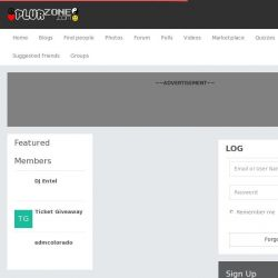 Plurzone Social Networking Community for Ravers by Ravers